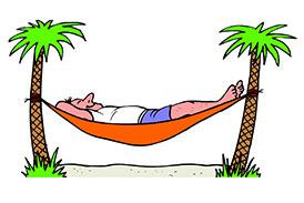 Hangmat No Stress
